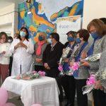 19.10.2021 Se inauguró un mamógrafo en el Centro Auxiliar de Pando